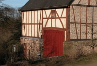 Livestock shed/barn from Irmenach