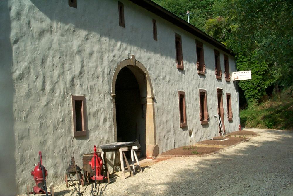 freilichtmuseum roscheider hof konz das museum bei trier an saar und mosel saargauhaus. Black Bedroom Furniture Sets. Home Design Ideas