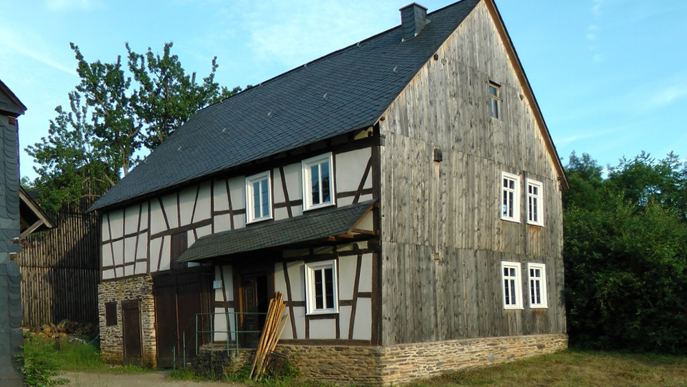 School house from Würrich